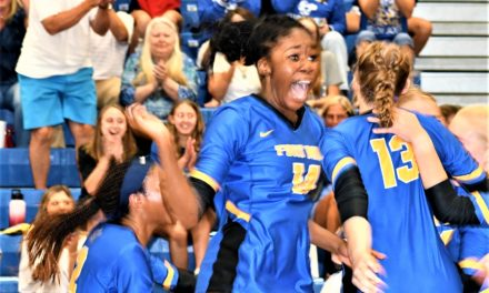Fort Mill volleyball beats Falcons for first time in years