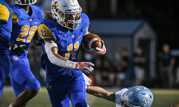 Comeback for Jackets falls short on the gridiron