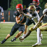 Offensive explosion leads Nation Ford to win with eight touchdowns